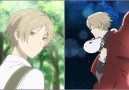 Adaptasi Anime Natsume Yuujinchou Ishiro Okoshi To Ayashiki Raihousha