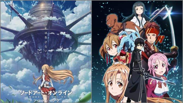 Adaptasi Anime Sword Art Online Progressive