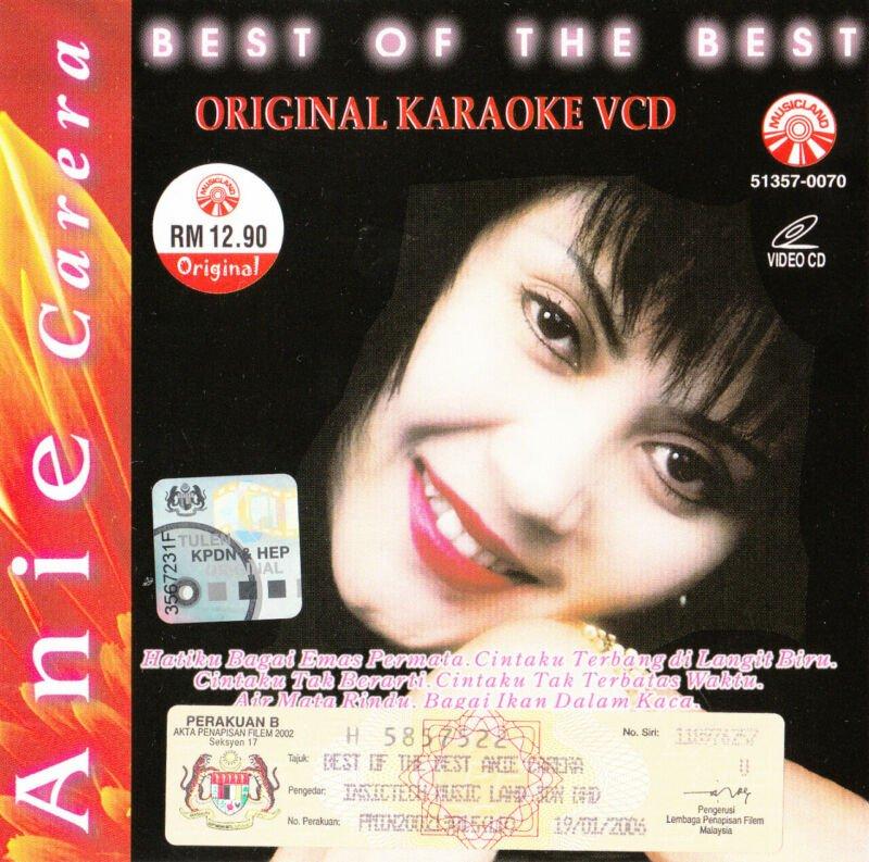 Anie Carera Cintaku Tak Akan Berubah lagu era 80-an dan 90-an