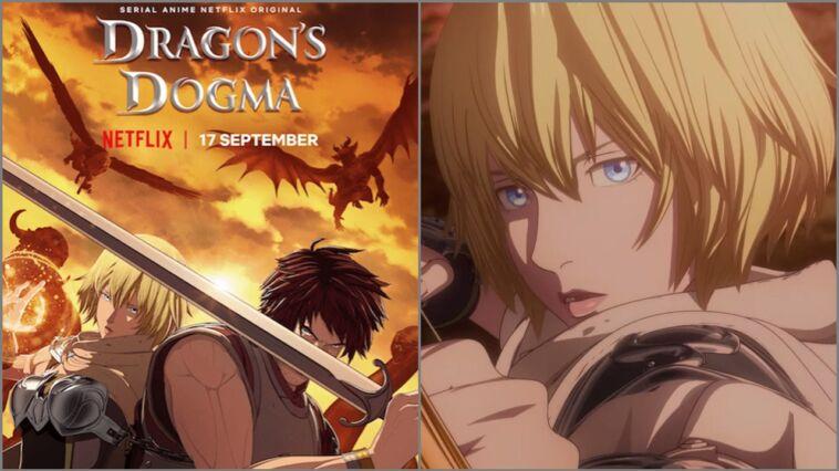 Anime Dragon's Dogma