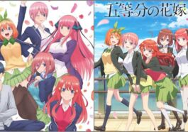 Anime Go Toubun No Hanayome Season 2