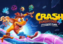 Demo Crash Bandicoot 4