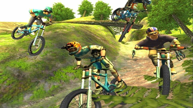 Fakta Menarik Downhill Domination, Game Balap Sepeda Terbaik di PS2