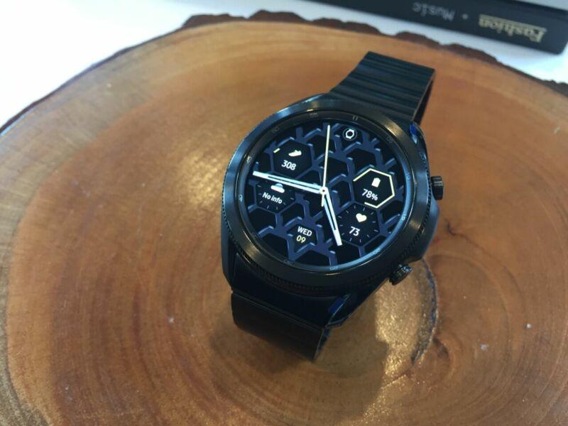 Galaxy Watch3 Titanium Dafunda Tekno