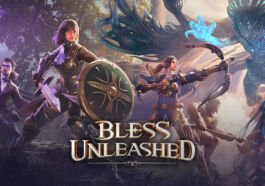 Game MMORPG Bless Unleashed Tuju PS4 dan PC