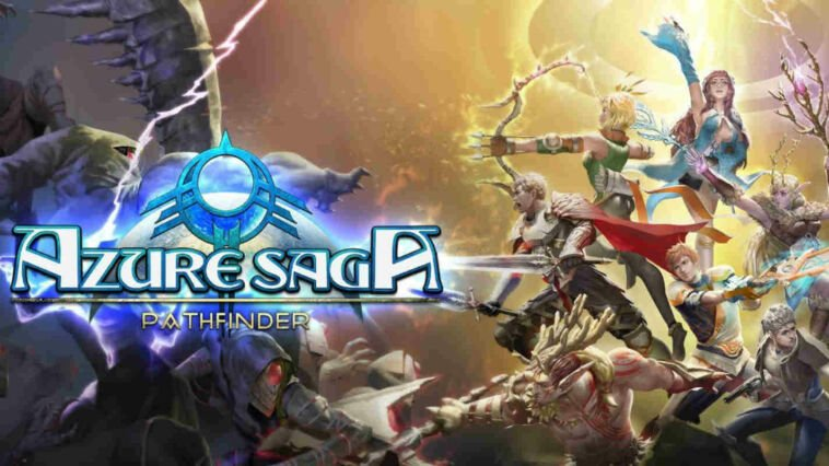 Game Rpg Azure Saga Pathfinder