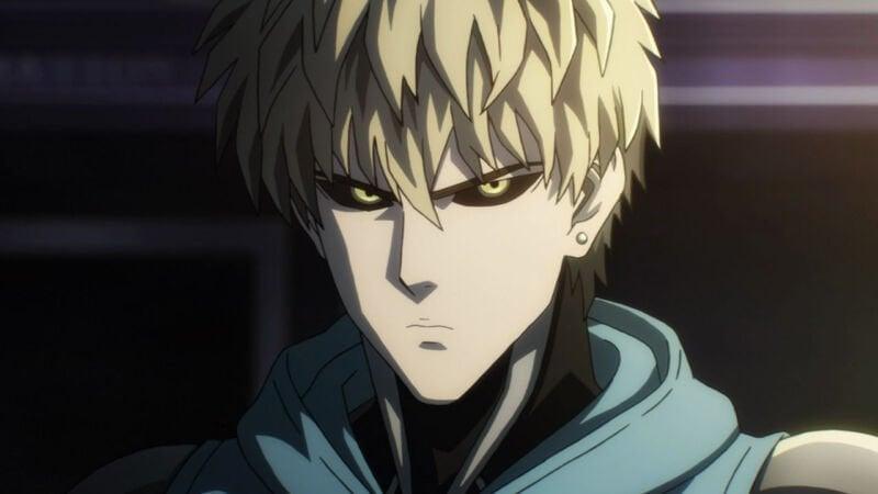 Pahlawan yang mengetahui kekuatan Saitama Genos