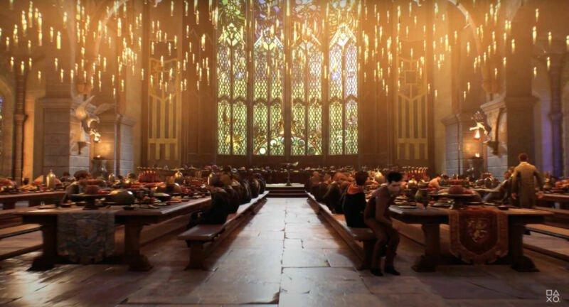 Harry Potter Hogwarts Legacy 1