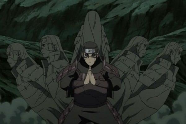 Karakter Anime Kekuatan Tumbuhan Hashirama Senju