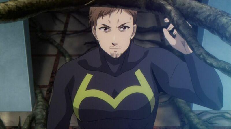 Karakter Anime Kekuatan Tumbuhan Hiiragi Ichirou