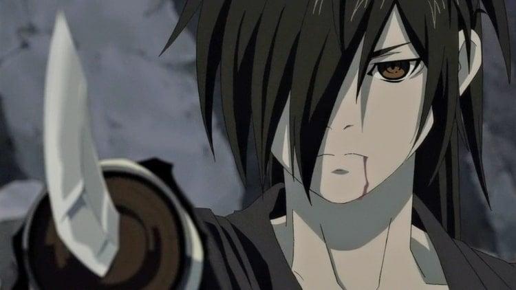 Karakter anime menyedihkan Hyakkimaru