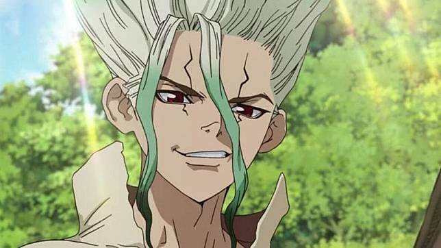 Karakter Anime Paling Pintar Ishigami Senku
