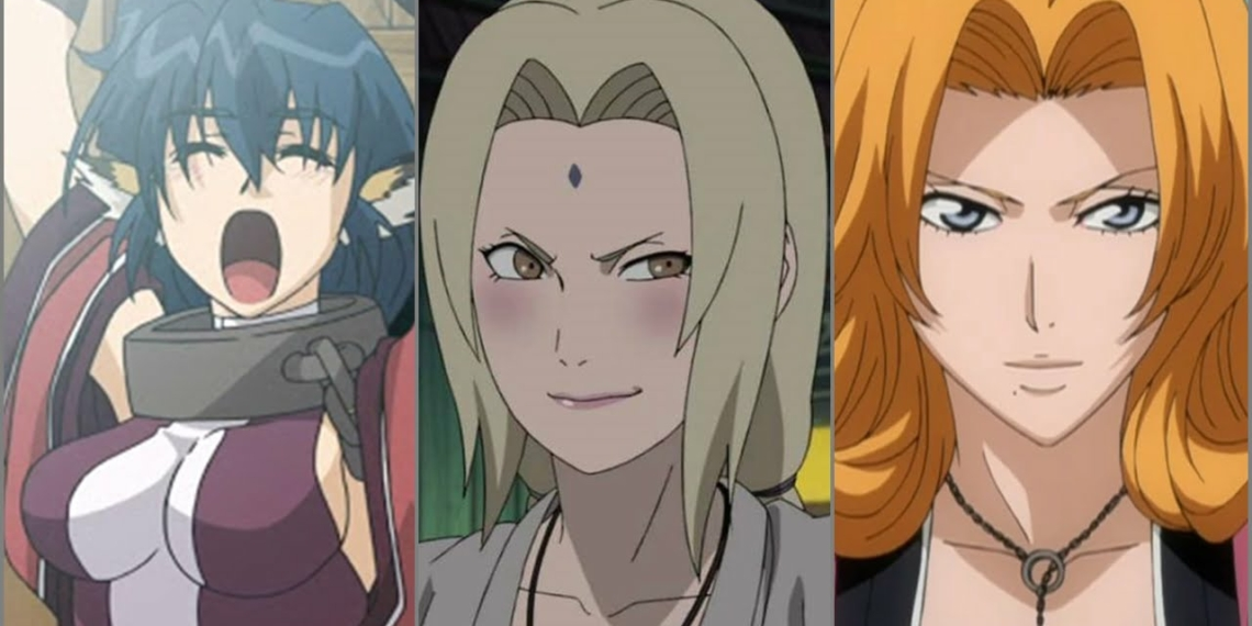 Karakter Anime Hobi Minum Sampai Mabuk