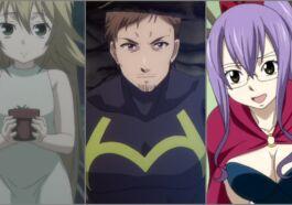 Karakter Anime Kekuatan Tumbuhan