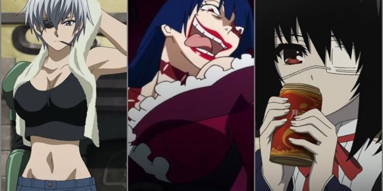 Karakter Anime Keren Yang Memakai Penutup Mata