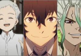 Karakter Anime Paling Pintar
