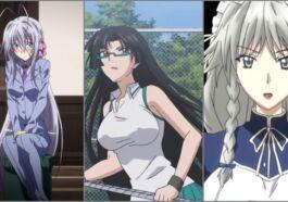 Karakter Cewek Cantik Anime High School Dxd