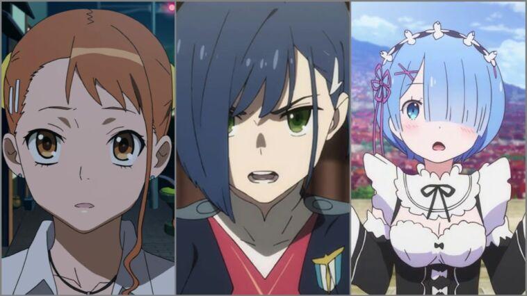 Karakter Anime Yang Cintanya Tidak Terbalaskan