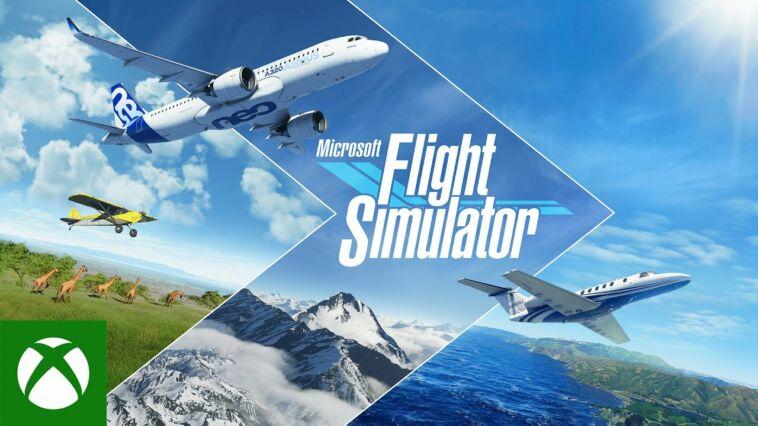 Microsoft Flight Simulator Terjual 1 Juta Copy