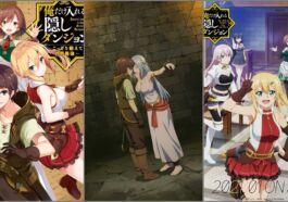 Pv Perdana Anime Ore Dake Haireru Kakushi Dungeon
