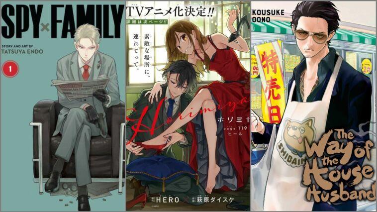 Rekomendasi Manga Comedy Yang Lucu Dan Segar