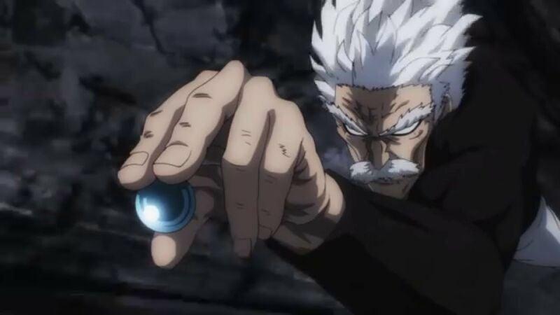 Karakter anime tua yang masih kuat Silver Fang
