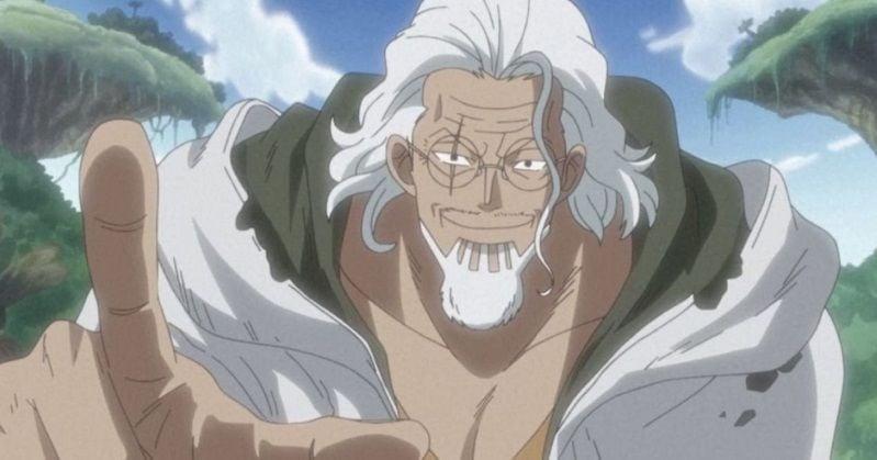Karakter anime tua yang masih kuat Silvers Rayleigh