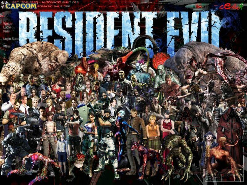 The Resident Evil Franchise