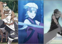 Tujuh Pedang Legendaris Kirigakure