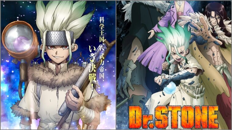 Visual Terbaru Season 2 Dr Stone
