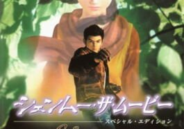 Anime Game Shenmue