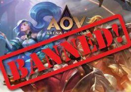 Aov Resmi Dibanned Oleh Pemerintah India