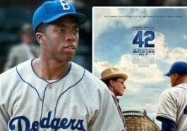 Chadwick Boseman Film 42
