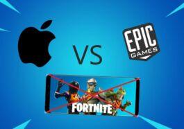 Epic Games Rugi Besar Atas Penghapusan Fortnite Oleh Apple
