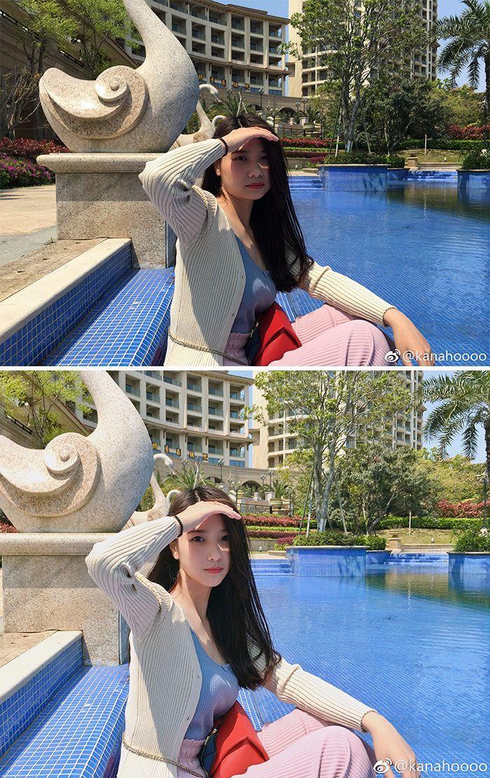 Foto Gadis Cantik Di Edit