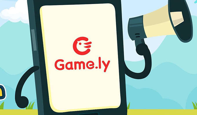 Gamely