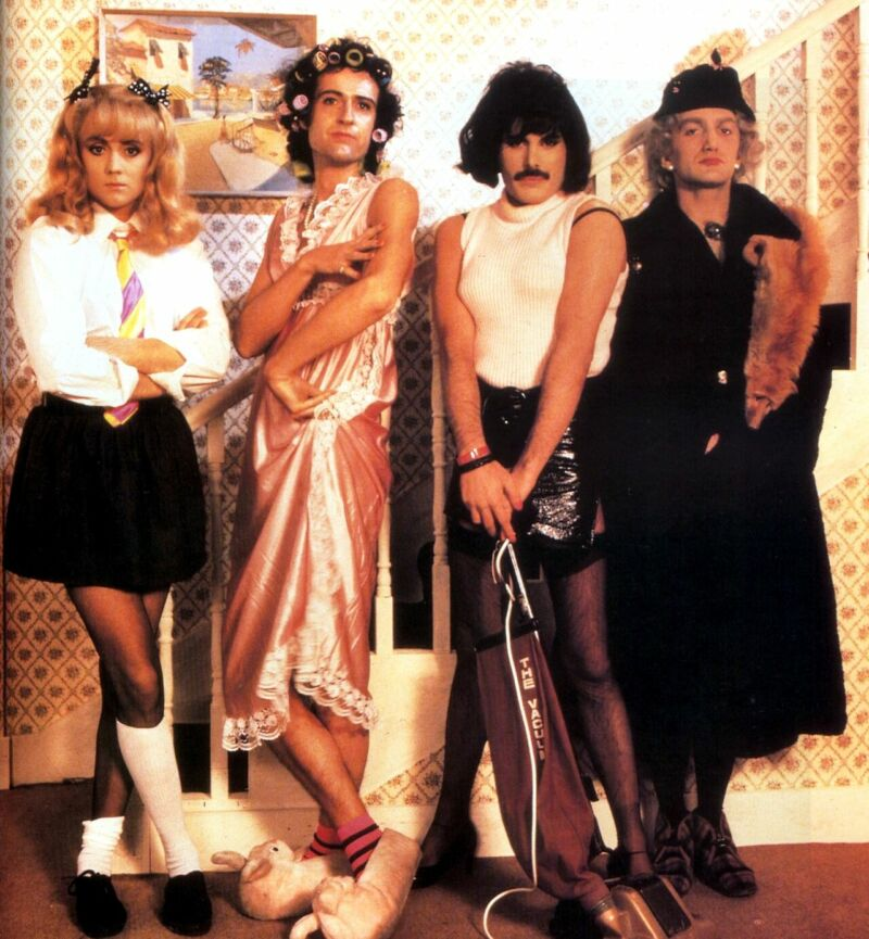 Queeb I Want To Break Free
