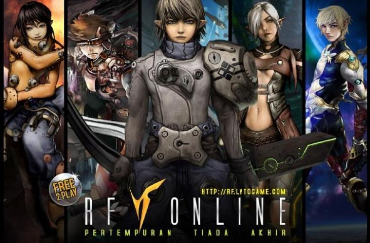 Rf Online 1