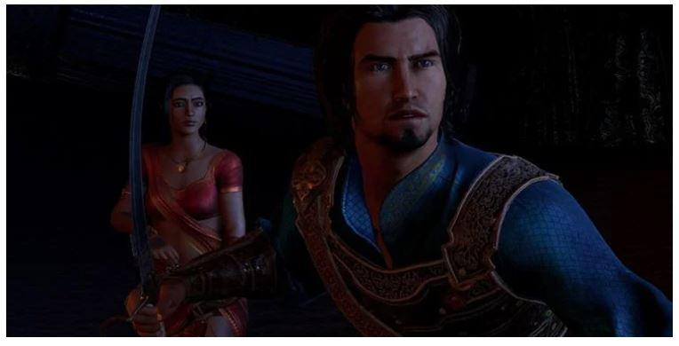 Screnshoot Terbaru Prince Of Persia Remake