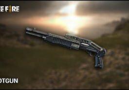 Senjata Shotgun Ff Tersakit