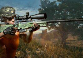 Sniper Paling Mematikan Pubg Mobile