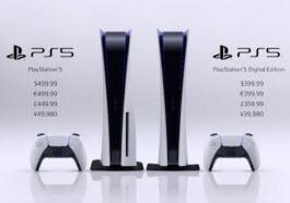 Sony Resmi Rilis Harga PlayStation 5