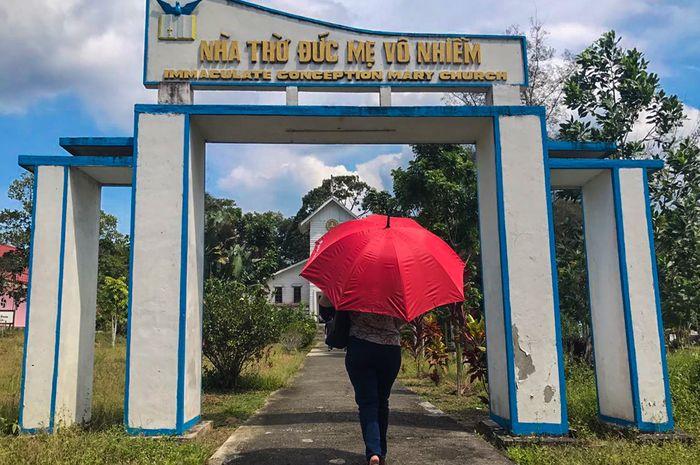 Tempat Bekas Pengungsi Perang Vietnam Di Indonesia