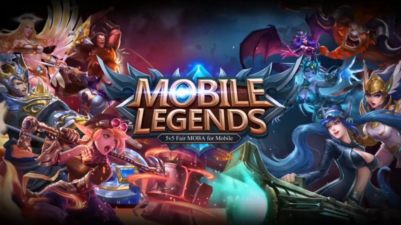 Vpn Mobile Legends Terbaik
