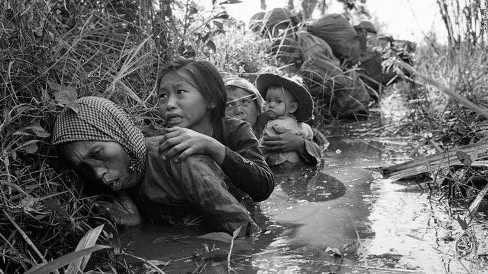 Warga Vietnam Saat Perang