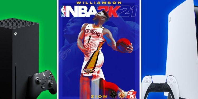 NBA 2k21 | 2K Sports