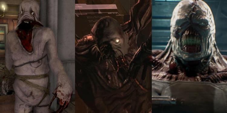 7 Game Dengan Monster Mengerikan Di Dalamnya
