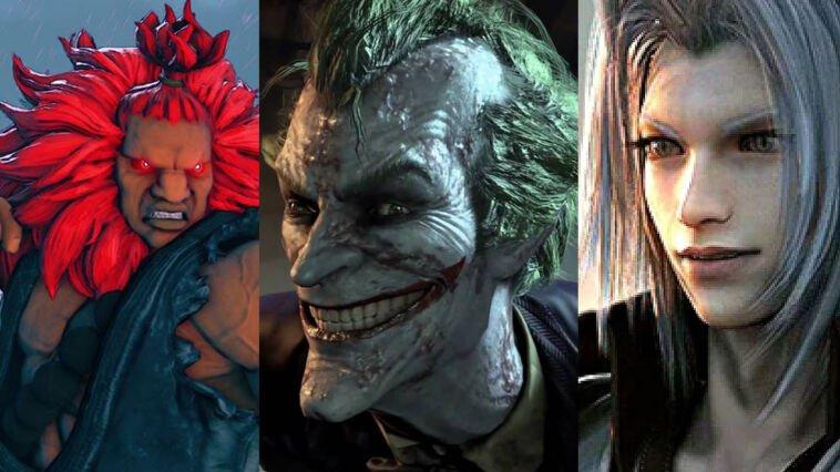 7 Karakter Antagonis Game Terkejam