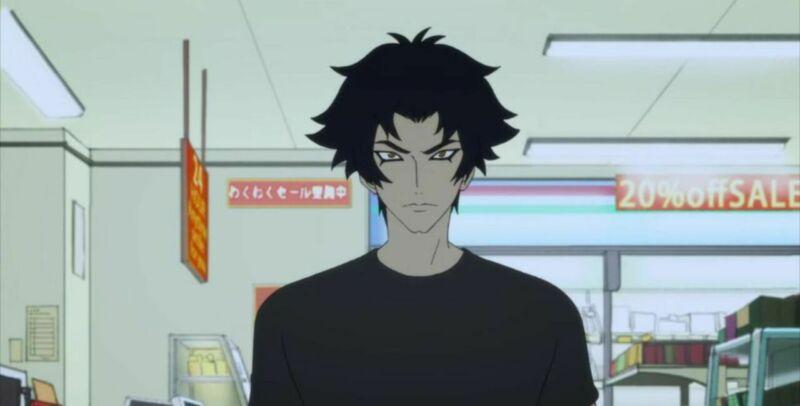 karakter anime kekuatan iblis Akira Fudo