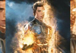 Andrew Garfield Human Torch